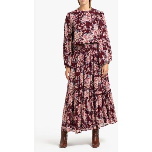 Robe longue en mousseline AMANDINE - PETITE MENDIGOTE - Modalova