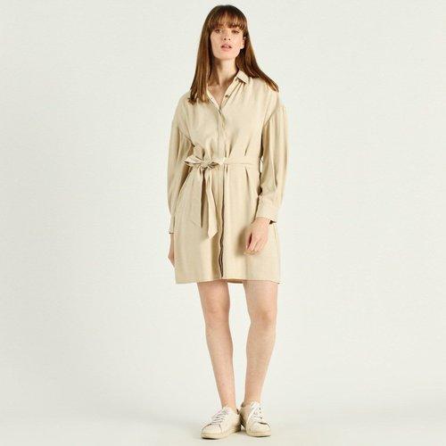 Robe chemise à manches longues BERENICE - ARTLOVE - Modalova