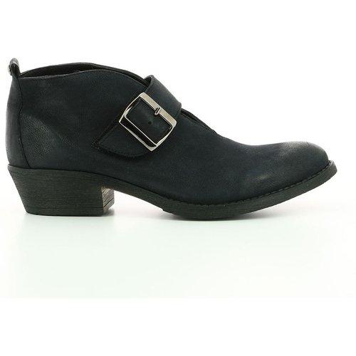 Boots Cuir Sarama - Hush Puppies - Modalova