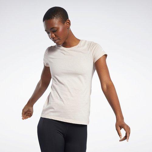 T-shirt col rond, manches courtes Fitness - REEBOK SPORT - Modalova