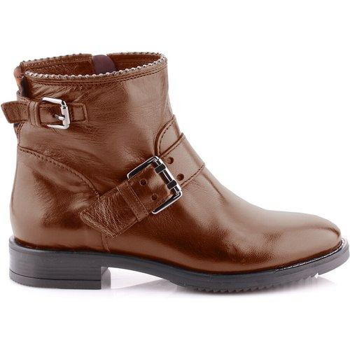 Boots cuir Zorba - MJUS - Modalova