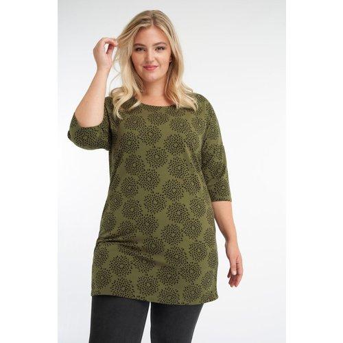T-shirt long - MS MODE - Modalova