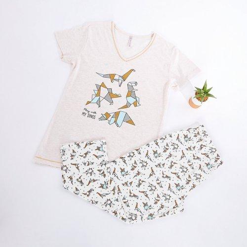 Pyjama corsaire Zorus - MELISSA BROWN - Modalova