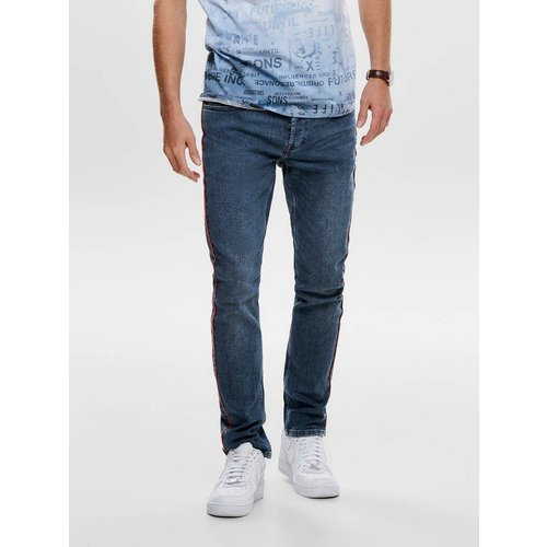 Jean slim ONSvploom slim passepoil - Only & Sons - Modalova