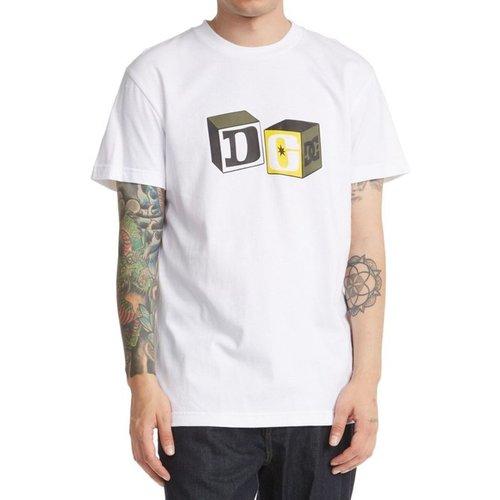 T-shirt BUILDING BLOCKS - DC SHOES - Modalova