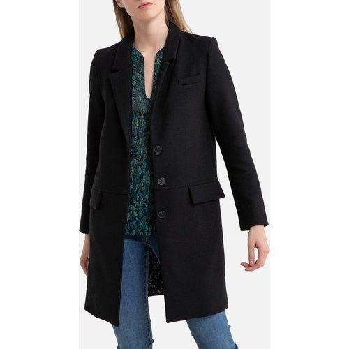 Manteau mi-long boutonné - IKKS - Modalova