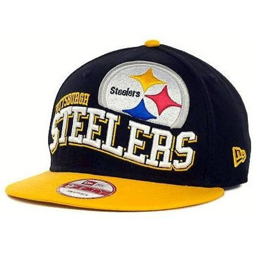 Casquette Snapback Pittsburgh STEELERS Wave - NEW ERA CAP - Modalova