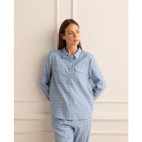 Chemise à carreaux - ENFASIS - Modalova