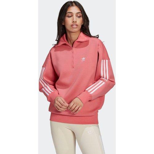 Sweat-shirt LOUNGEWEAR Half-Zip - adidas Originals - Modalova