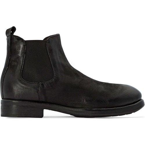 Boots cuir Magnifico - MJUS - Modalova
