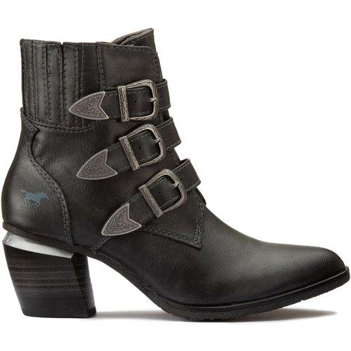Boots à talon et boucles - mustang shoes - Modalova