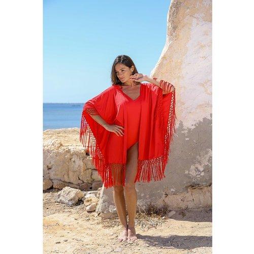 Maillot de Bain Poncho Swimwear - SORAYA - Modalova