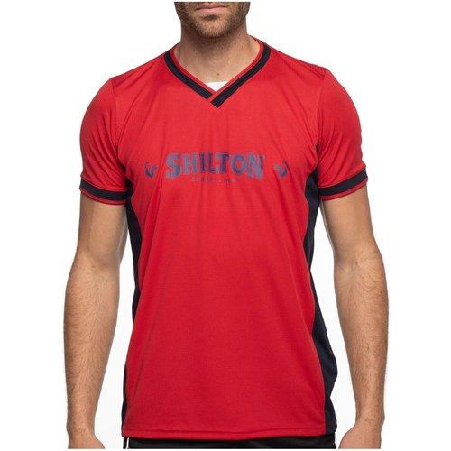 T-shirt de sport Dept col V - SHILTON - Modalova