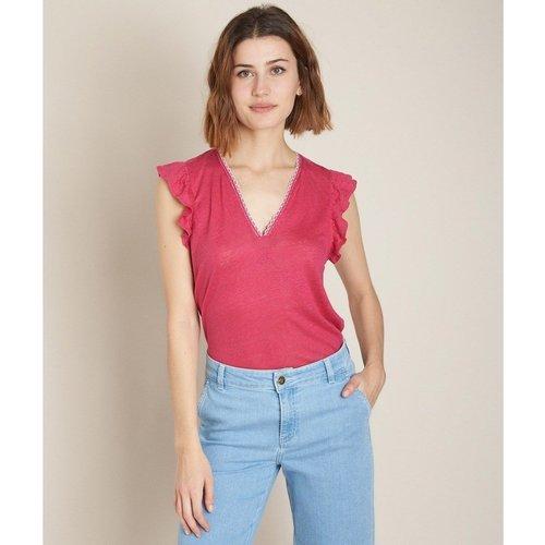 T-shirt en lin RODEO - Maison 123 - Modalova