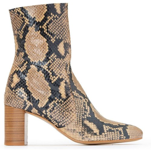 Boots cuir Didlaneo - JONAK - Modalova