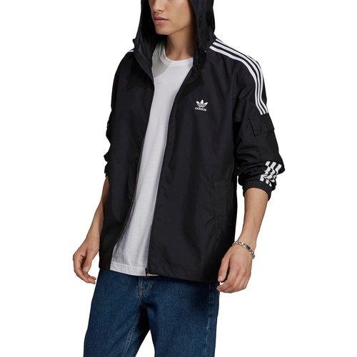 Sweat zippé à capuche - adidas Originals - Modalova