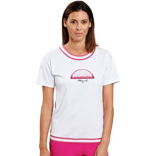 T-Shirt de Pyjama CASUAL CHIC - FERAUD - Modalova
