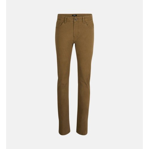 Pantalon Slim Kuflex Stretch - GALERIES LAFAYETTE - Modalova
