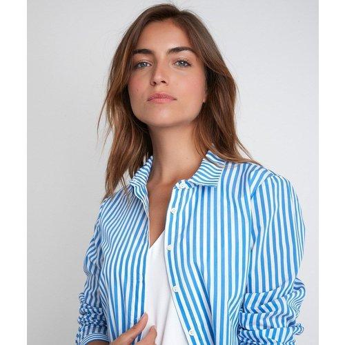 Chemise manches longues rayée RAVEL - Maison 123 - Modalova