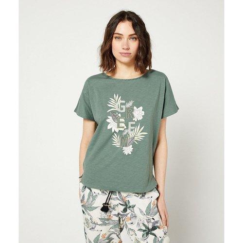 T-shirt de pyjama en coton JIMENA - ETAM - Modalova