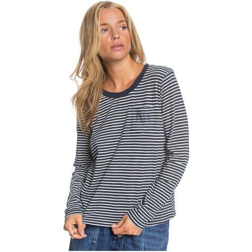 T-Shirt, manches longues, col rond, Imprimé - Roxy - Modalova