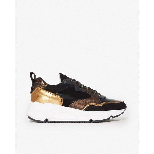 Sneakers cuir CARLY - SAN MARINA - Modalova