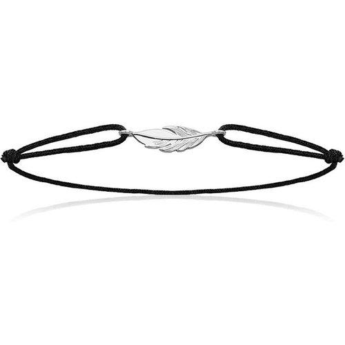 Bracelet cordon PLUME - Lorenzo R - LORENZO R - Modalova