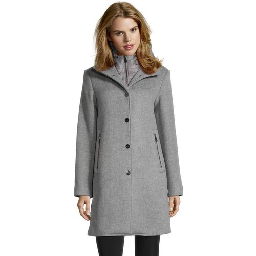 Manteau en laine - Betty Barclay - Modalova