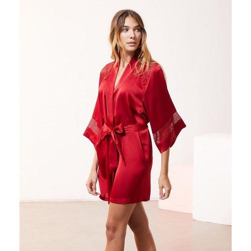 Kimono détails dentelle KARMA - ETAM - Modalova