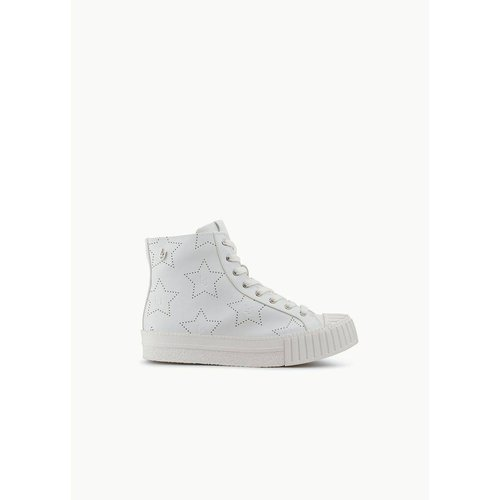 Sneakers montantes écoconçues - LIU JO - Modalova