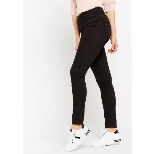Pantalon taille haute - LOLALIZA - Modalova