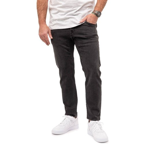 Pantalon DENING OFF BLACK - PULLIN - Modalova