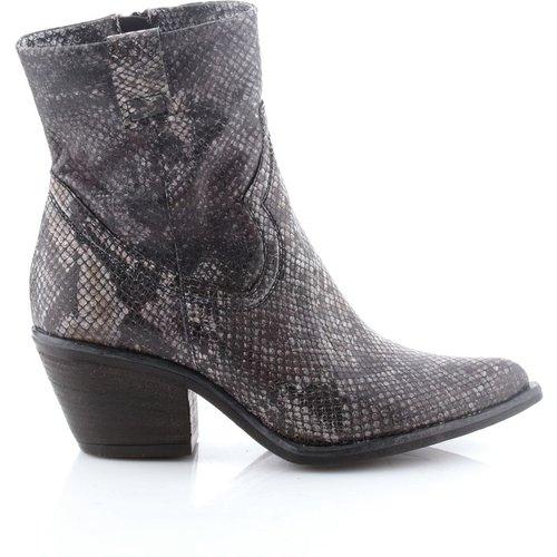 Boots santiag cuir Tep - MJUS - Modalova