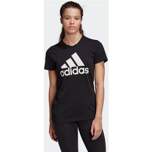 T-shirt sport col rond manches courtes - adidas performance - Modalova