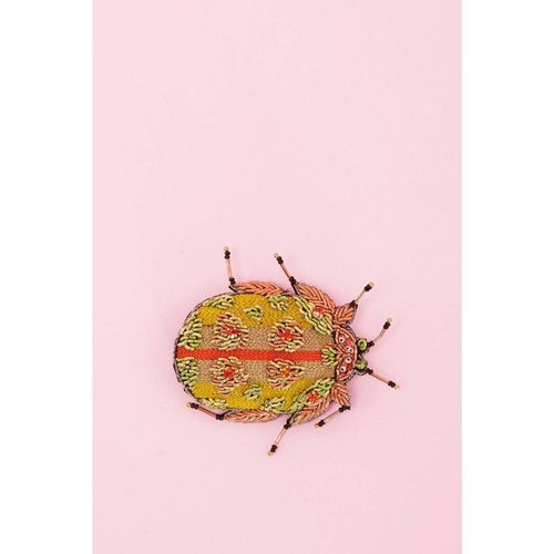 Broche scarabée - ANTOINE ET LILI - Modalova