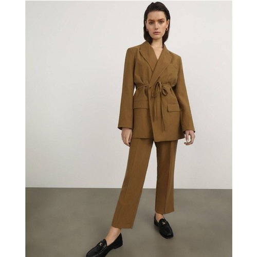 Pantalon habillé droit - FORMULA JOVEN - Modalova