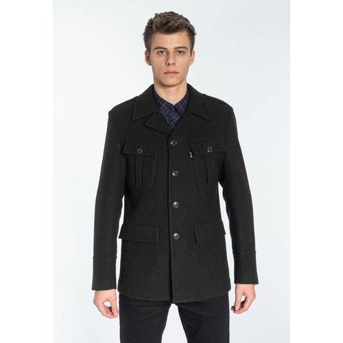 Manteau style militaire HAWORTH - MERC LONDON - Modalova