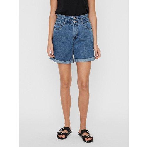 Short Jean taille haute - Noisy May - Modalova