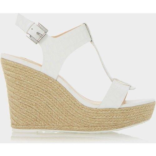 Sandales espadrilles compensées style Salomé - KELBY - DUNE LONDON - Modalova