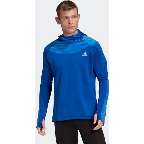 Sweat-shirt à capuche Own the Run Warm - adidas performance - Modalova