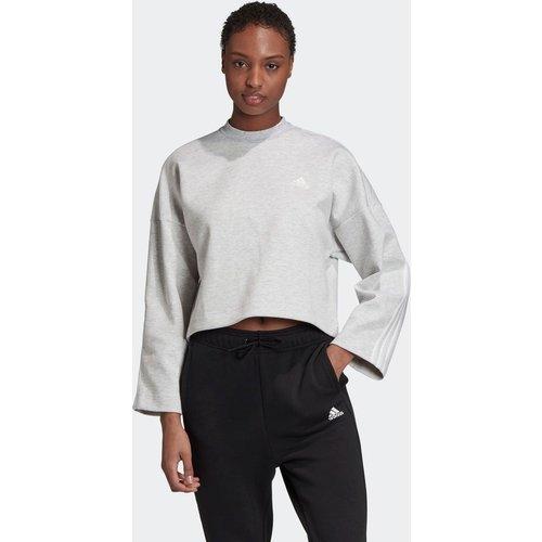 Sweat-shirt 3-Stripes Doubleknit - adidas performance - Modalova