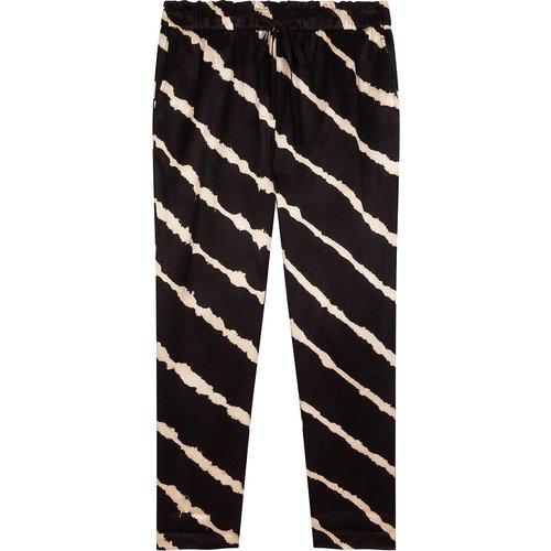 Pantalon imprimé - LEON & HARPER - Modalova