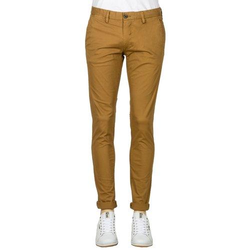 Pantalon coton chino slim - Teddy smith - Modalova
