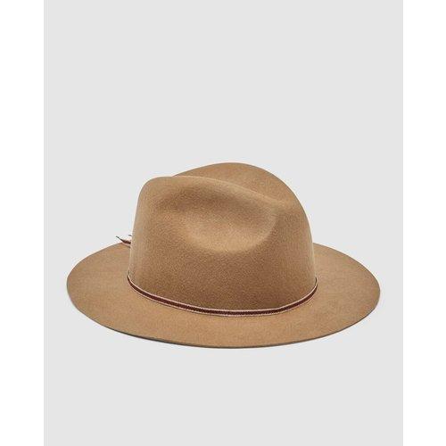 Chapeau en feutre camel - SOUTHERN COTTON - Modalova
