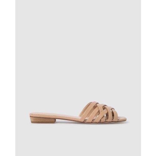 Sandales s à talon et brides croisées - ZENDRA - Modalova
