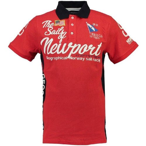 Polo manches courtes KAYPORT - geographical norway - Modalova
