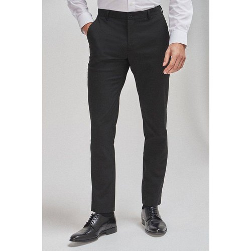 Pantalon habillé stretch slim fuselés - Next - Modalova