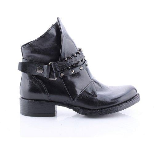 Boots cuir Norton - MJUS - Modalova