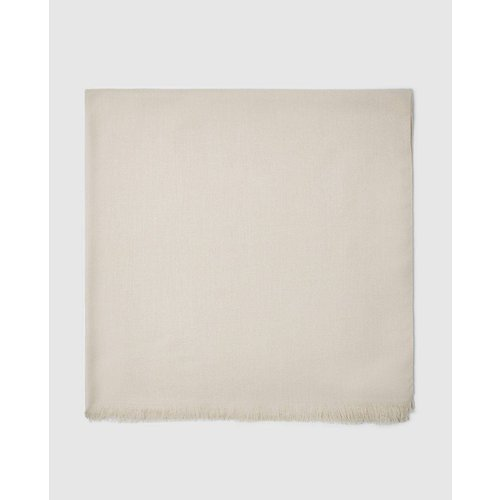 Foulard uni beige - EL CORTE INGLES - Modalova