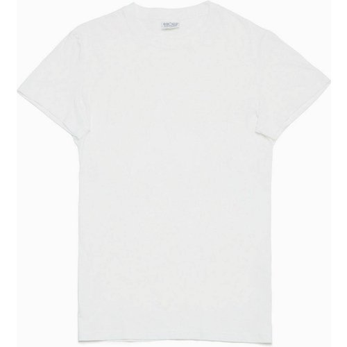 T-shirt col rond Premium Cotton - HOM - Modalova